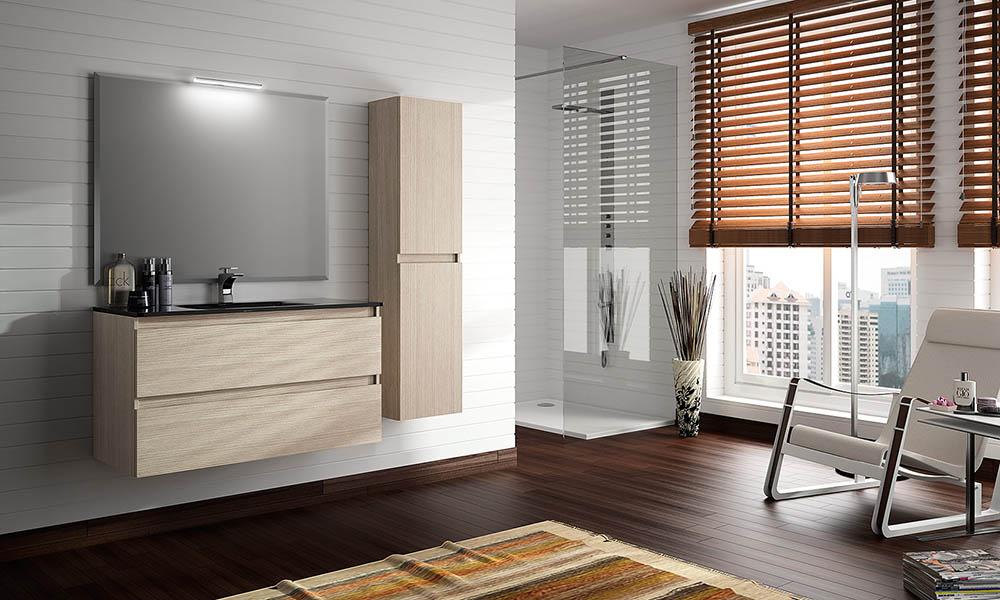 mueble de baño moderno Mercado del Mueble Vivarea Pinto