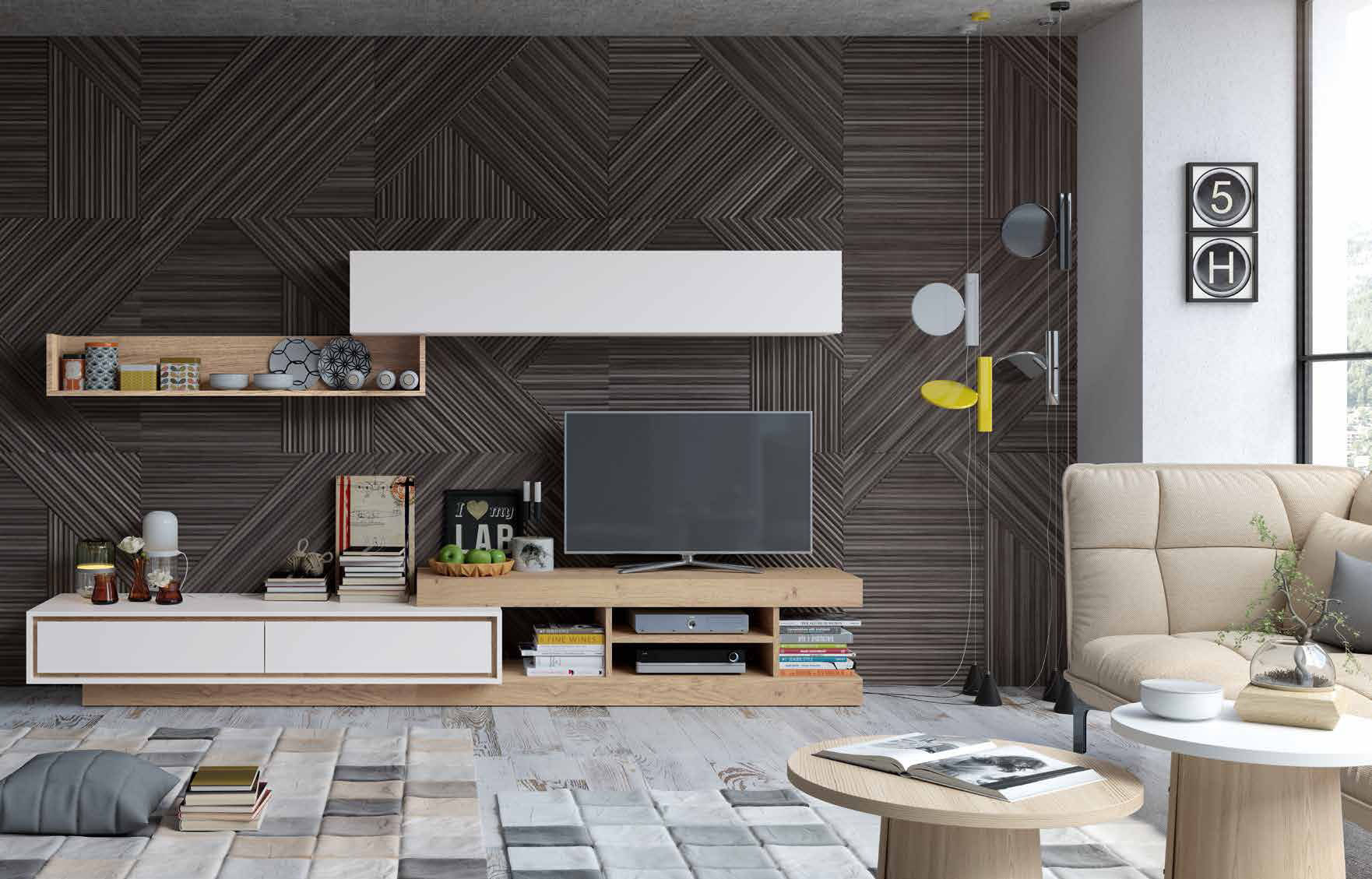 Ideas de decoración para hacer una habitación más grande