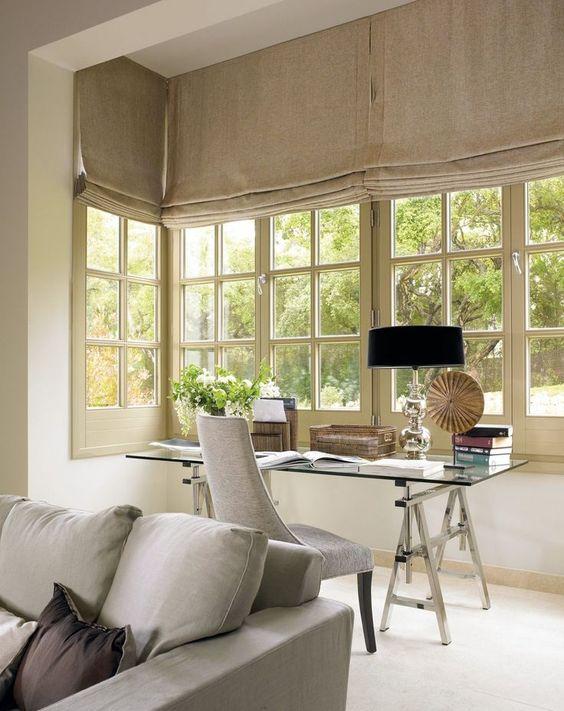 Cómo elegir los estores perfectos para tu casa - Mercado del Mueble