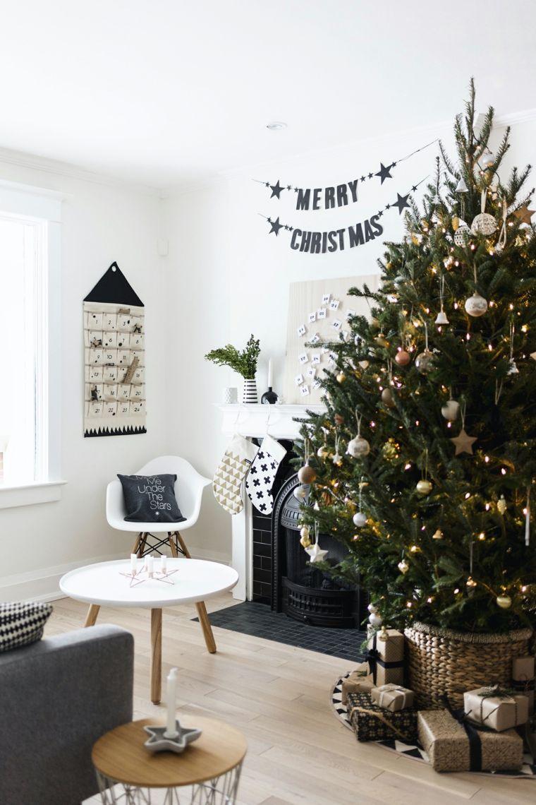 tendencias decorativas navidad
