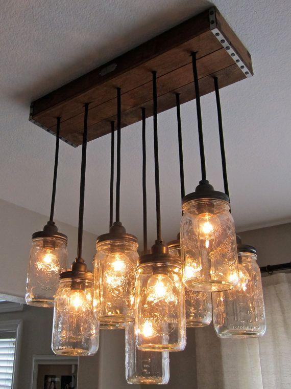 lámpara casa